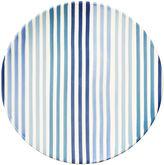 One Kings Lane S/4 Tonal Stripe DInner Plates