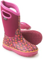 Bogs Footwear Sweet Pea Boots - Waterproof, Insulated (For Kid and Youth Girls)
