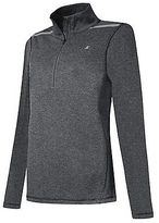 Champion Gear Women's Marathon 1/4 Zip Long-Sleeve Top