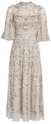 Needle & Thread Embroidered Regency Garden Ballerina Dress
