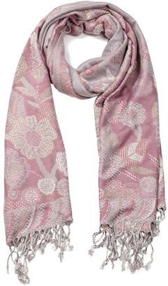 Gregory Ladner GNKQ115M Tapestry Pashmina Wrap