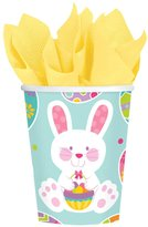 Amscan Easter Enchantment 9 Oz. Cups