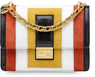Fendi Kan u multicoloured shoulder bag