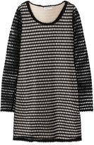 See by Chloe Crocheted cotton mini dress