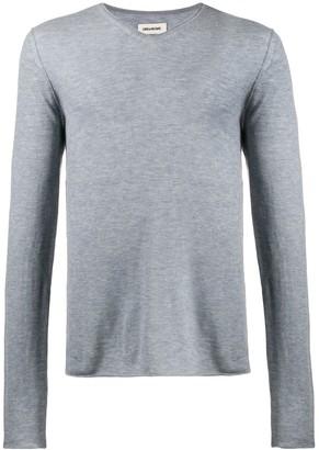 Zadig & Voltaire Ginger V-neck cashmere jumper