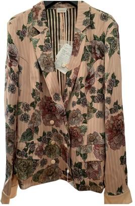La Perla Multicolour Silk Jacket for Women