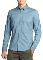Madison Supply Double-Layer Cotton Sportshirt