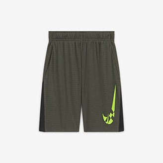 Nike Big Kids' (Boys') Graphic Training Shorts Dri-FIT