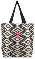 Cathy's Concepts Personalized Ikat Jute Tote
