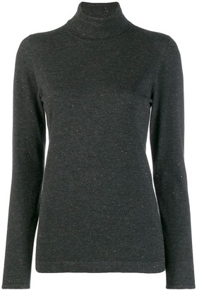 Brunello Cucinelli Roll Neck Sweater