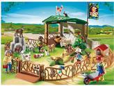 Playmobil Zoo Children's Petting Zoo