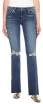 Joe's Jeans Women's Provocateur Distressed Bootcut Jeans