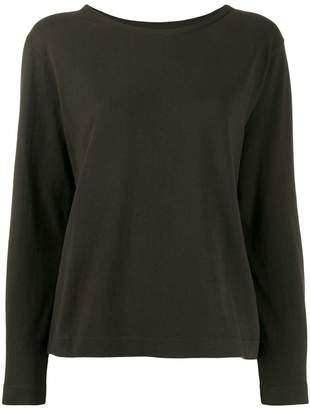 Margaret Howell jersey knitted top