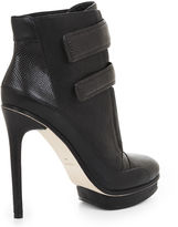 BCBGMAXAZRIA Night Sneaker-Strap High-Heel Bootie