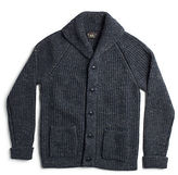 Ralph Lauren RRL Cotton-Blend Shawl Cardigan