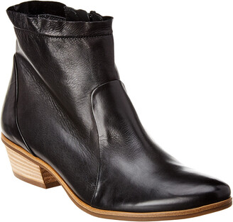 Paul Green Shaw Leather Bootie
