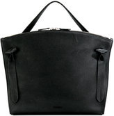 Jil Sander Hill tote - women - Cotton/Leather - One Size