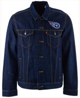 Levi's Men's Tennessee Titans Trucker Jacket