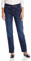 Lee Women's Perfect Fit Straight Leg Jean