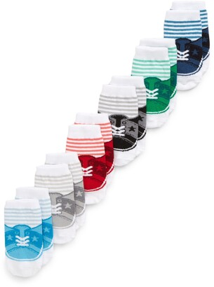 Trumpette Cameron's Kicks Assorted 6-Pack Socks
