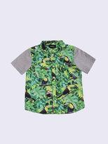 KIDS DieselTM Shirts KXA3H - Green - 2Y