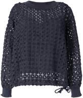 See by Chloe open knit jumper