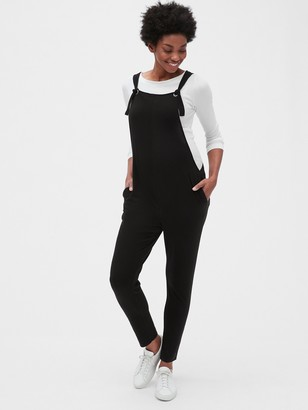 Gap Maternity Knit Overalls in TENCEL
