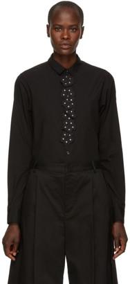 MONCLER GENIUS 6 Moncler Noir Kei Ninomiya Black Flowers Shirt
