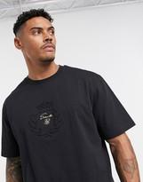 SikSilk x Dani Alves t-shirt with logo