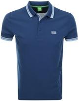 BOSS GREEN Paddy Polo T Shirt Blue