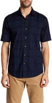James Campbell Poots Short Sleeve Woven Shirt