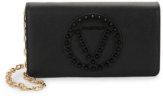 Mario Valentino Valentino By Serena Palmella Rockstud Wallet-On-Chain