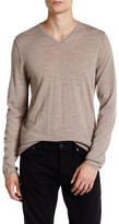 Zadig & Voltaire Ginger Back Graphic Merino Wool Pullover