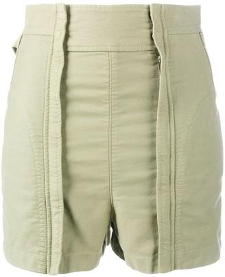 Chloé High-Waisted Shorts