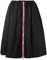 Prada zipped full skirt