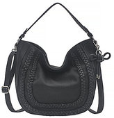Jessica Simpson Elina Braided Hobo Bag