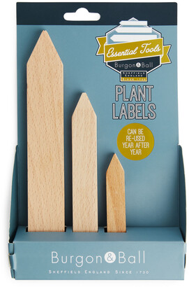 Arket Burgon & Ball Plant Labels