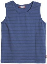 City Threads Soft Stripe Jersey Tank (Toddler/Kid) - Smurf-14