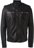 Lanvin classic leather jacket