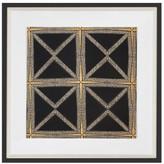 BANDHINI Mosaic Rectangular Cushion