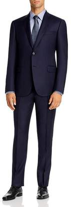 Giorgio Armani Micro-Check Virgin Wool Regular Fit Suit - 100% Exclusive