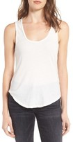 Current/Elliott Women's The Essential Cotton Tank