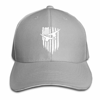 Wh Cla WH-CLA Snapback Hat American Flag Duck Drake Hunting Decoy Teal Sandwich Hat Durable Women Shopping Cozy Trucker Hats Classic Outdoor Sports Baseball Cap Sun Protection Dad Hat Custom Fis