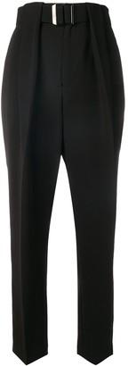 Neil Barrett Tailored High Waisted Trousers