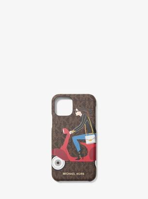 MICHAEL Michael Kors Jet Set Girls Whitney Phone Cover for iPhone 11 Pro