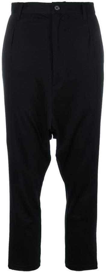 Y-3 Sarouel straight-leg trousers