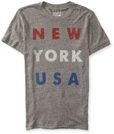 Aeropostale Mens New York Usa Graphic T-Shirt L