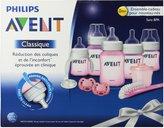 Philips Classic Newborn Gift Set, Pink