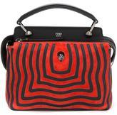 Fendi small 'Dotcom Click' tote - women - Leather/Suede - One Size