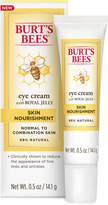 Burt's Bees Skin Nourishment Eye Cream, 0.5 oz